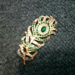 New brooch