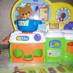 Kitchen toy for girls