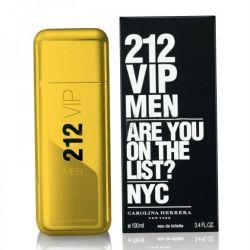 Мужская туалетная вода 212 Vip Men Gold