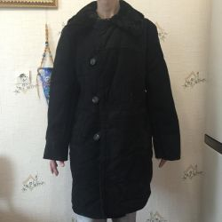 Men's coat sheepskin coat