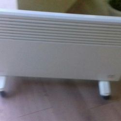 Heater (Convector) new