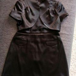 Bolero and skirt