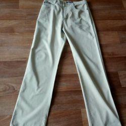 Літні джинси.