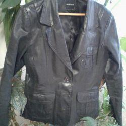 Куртка(пиджак) кожа