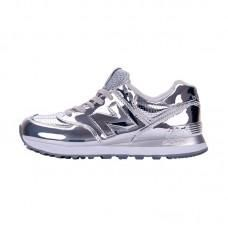 Sneakers New Balance 574 Silver