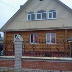 The team of builders will perform roofing carpentry p