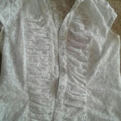 Blouse-shirt 46 Rb.b / u