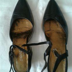 Sandaletler yaz 36 beden İtalya.