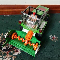 Παιχνίδι: γεωργική μηχανή.