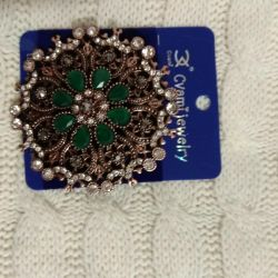 Vintage brooches. Magnificent century