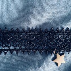 Choker with suspension NEW