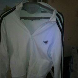 Adidas zip sweatshirt (original)