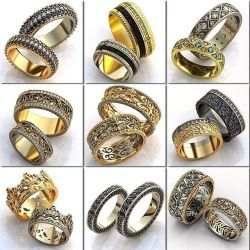 We will make any rings on a photo for 12 days