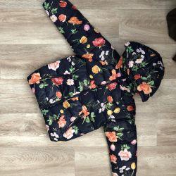 Yaylı ceket Acoola 110 cm