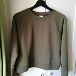 Yeni H & M sweatshirt