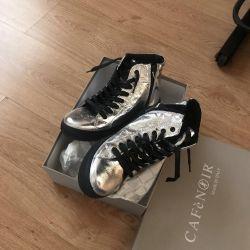Spor ayakkabı Cafe Noir yeni kesinlikle 38 p deri