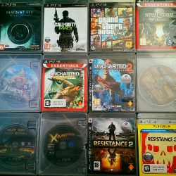 Games for PS3 (PS 3 games)