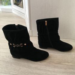 Half-boots autumn-spring used