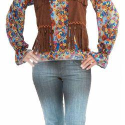 Hippie Girl Costume (kiralık)