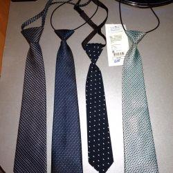Γραβάτες, πουκάμισο 10-12 ετών