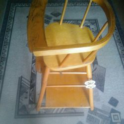 Highchair, transformer urgently !!!