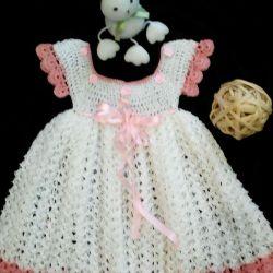 CHILDREN'S NEW DRESS