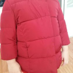 Winter French jacket on a fleece 12 months