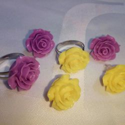 Ring and stud sets