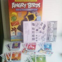 Το παιχνίδι Angry Birds (σε λεπτό πάγο) διαπραγμάτευση