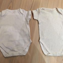 Baby things, body Next for 6-9 months