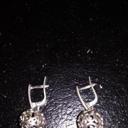 Earrings_Ball topları