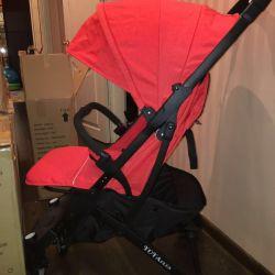 Baby stroller yoya plus