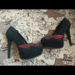 Suede shoes 38r