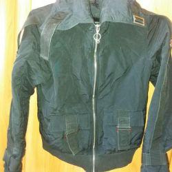 Rüzgarlık ilkbahar-sonbahar ceket