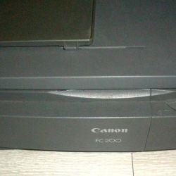 Copiator Canon FC-200