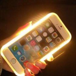 Luminous iphone cases