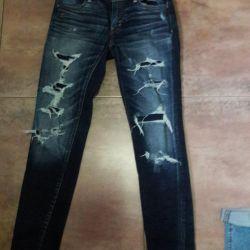 Jeans noi și pantaloni scurți