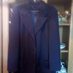 Jacket Coat, Cashmere, Germany, 48 r