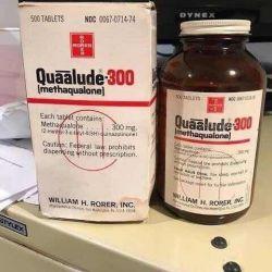 Barbiturates drugs( Quaalude, Seconal, Amytal, Rem