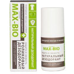 Deodorant MAX-BIO Protection and freshness