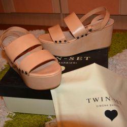 New sandals Twin-Set Simona Barbieri Italy