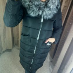 New winter down jackets