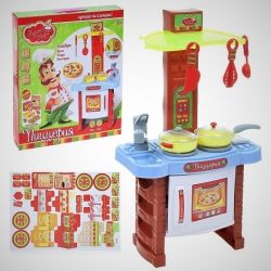 *Игровой модуль Кухня Пиццерия