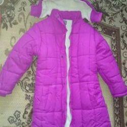 Yeni kışlık ceket 42-44 beden