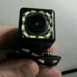 камера заднього виду з 12 ІК діодами