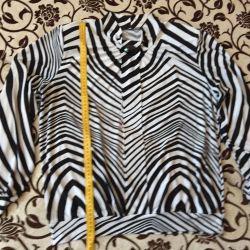 Новая блузка под Шанель, размер 52-54