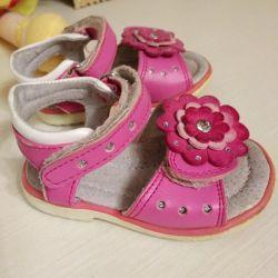 Sandals 17 size