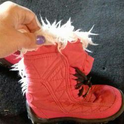 boots for a girl, good condition.