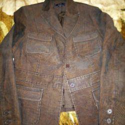 New German Velveteen Jacket