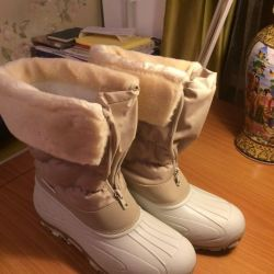 Boots new winter 39-40